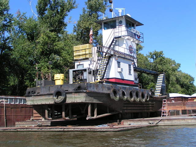 Taylor B Towboats Pushboats Barges Mississippi Ohio River Towboat Barge